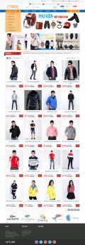 thiết kế website phụ kiện thời trang chuẩn seo