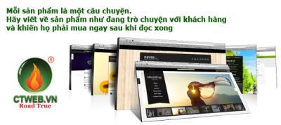 Những ý tưởng hay nhất cho thiết kế trang web Great