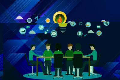 Quá trình xây dựng thương hiệu trong marketing online