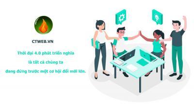 xây dựng một thương hiệu online mạnh trên inetrnet