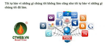 thiết kế trang web bán hàng trực tuyến chuẩn seo