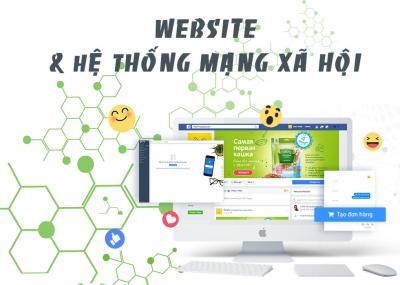 Đặt thông điệp quảng cáo Online